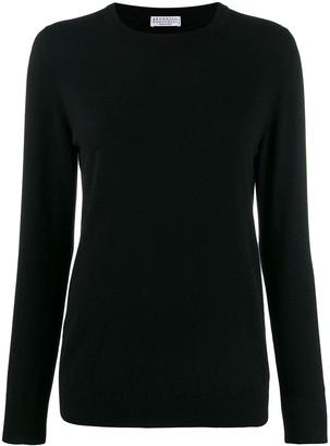 Brunello Cucinelli Long Sleeve Sweater
