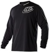 Troyee Designs Boy's GP Air Midnight Youth Jersey-arge
