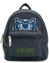 Kenzo mini embroidered backpack