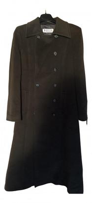 Marella Green Wool Coats