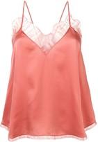 IRO lace camisole top