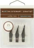 Martha Stewart Craft M281021 - Knife Refill Blades 3 Pack -