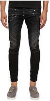 DSQUARED2 Shot Wash Tidy Biker Jeans