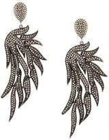 Carole Shashona 'Fire Wing' diamond earrings
