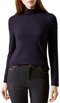 Hobbs London Mischa Turtleneck Top