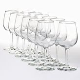 Food NetworkTM Wine Party 12-pc. Wine Glass Set