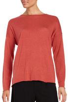 Eileen Fisher Long Sleeve Tunic