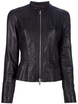 DSquared DSQUARED2 lambskin jacket