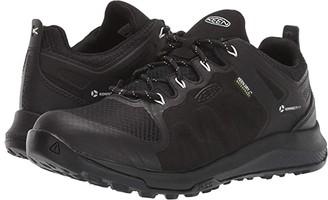 Keen Explore Waterproof (Black/Star White) Women's Shoes