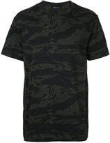 Alexander Wang camouflage print T-shirt - men - Cotton - XS