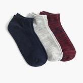 J.Crew Ankle socks three-pack