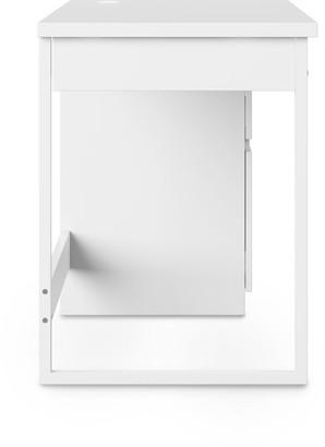 Alphason Bridport 1 Door, 1 Drawer Desk