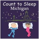 Bed Bath & Beyond Count to Sleep Michigan Board Book