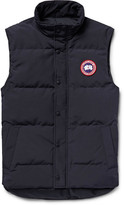 Canada Goose - Garson Quilted Shell Down Gilet