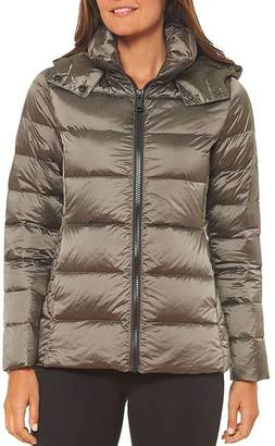 Vince Camuto Short Packable Down Coat