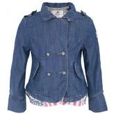 Ikks Blue Denim Jacket