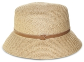 Nine West Woven Packable Cloche Hat