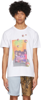 Ahluwalia White Siblings T-Shirt
