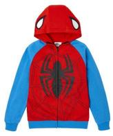 Spiderman Boy's Costume Hoody