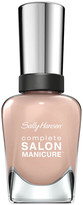 Sally Hansen Complete Salon Manicure Nail Colour - Devil Wears Nada 14.7ml