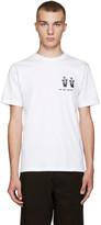 Perks And Mini White Magiz T-Shirt