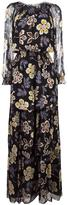Tory Burch Indie maxi dress - women - Silk/Cotton/Polyester - 8