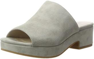 Kenneth Cole New York Women's Layla Platform Sandal Light Grey 7.5 M US