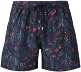Paul Smith printed swim shorts - men - Polyester/Recycled Polyester - XS