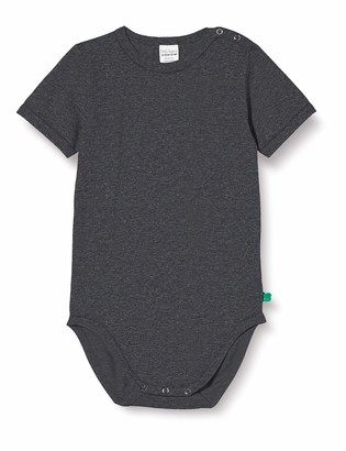 Fred's World by Green Cotton Baby Boys' Alfa S/s Body Shaping Bodysuit