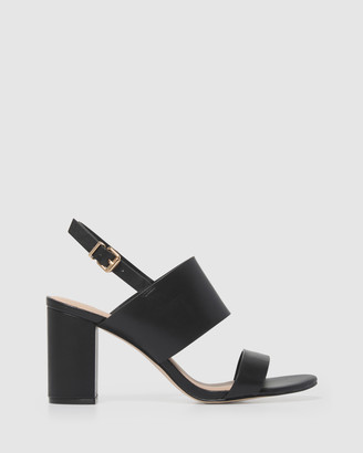 Forever New Molly Mid Block Heels