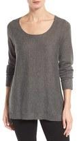 Eileen Fisher Women's Scoop Neck Sweater