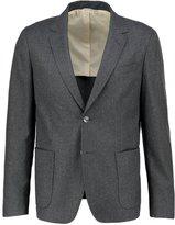 Gant Rugger Suit Jacket Dark Grey Melange