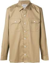 Carhartt button up shirt