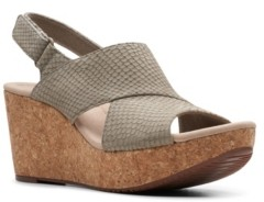Clarks Collection Women's Annadel Sky Sandal Women's Shoes
