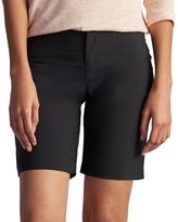 Lee Women's Milly Relaxed Fit Active Bermuda Shorts
