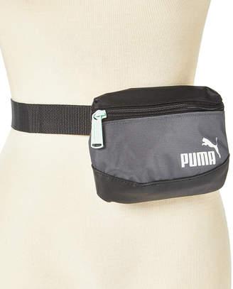 Puma Women's Waistpacks 020 - Black & Blue-Gray Evercat Activate Waist Bag