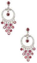 Rina Limor Fine Jewelry Diamond & Pink Tourmaline Earring