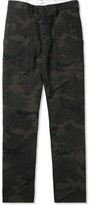 Garbstore Camouflage Rydal Lodge Suit Pants