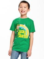 Old Navy Lucky Charms Cereal Tee for Boys