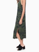 Splendid Camo Slip Dress