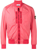 Stone Island bomber jacket - men - Cotton/Polyamide/Polyurethane Resin - S