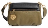 Marc Jacobs The Standard Mini Leather Shoulder/crossbody Bag - Green