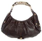 Saint Laurent Leather Vincennes Bag