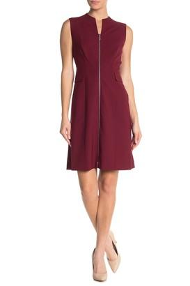 Lafayette 148 New York Carlina Sleeveless Dress