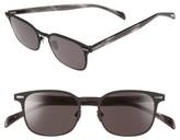Salt Men's Clarence 51Mm Polarized Sunglasses - Black Sand
