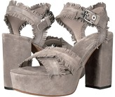 Kennel + Schmenger Kennel & Schmenger - Kenda Fringe Platform Sandal Women's Shoes