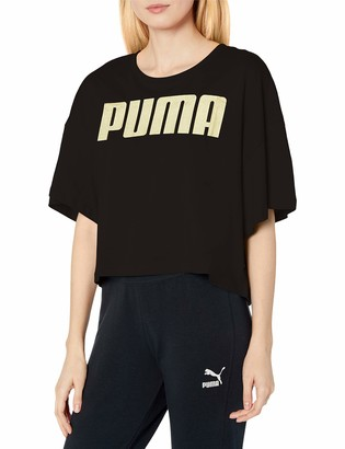 Puma Women's Rebel Fashion TEE