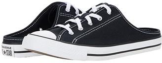 Converse Chuck Taylor All Star Dainty Mule Slip-On (Black/Black/White) Women's Shoes