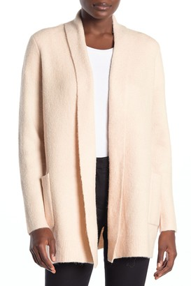 Cyrus Open Front Soft Knit Cardigan