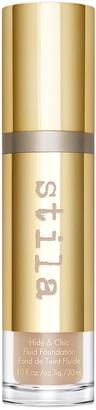 Stila Hide & Chic Fluid Foundation 30ml - Colour Medium 3